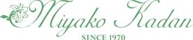 花・フラワーギフトのミヤコ花壇 Logo